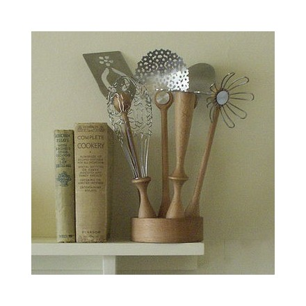 Wild Flowers Utensil set